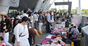 味の素スタジアムBIGフリーマーケット【開催中止】