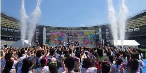 Color Me Rad TOKYO -Summer Edition-