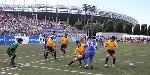 第16回 アクサ ブレイブカップ ブラインドサッカー日本選手権FINALラウンド