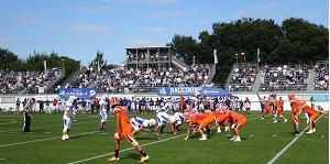 関東大学アメリカンフットボールリーグ戦2017