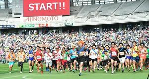 2018味の素スタジアム6時間耐久リレーマラソン