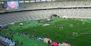 第15回ジュニアサッカーフェスティバルin味の素スタジアム