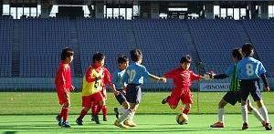 2017京王少年少女サッカーフェスティバル