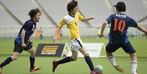 TOKYOスポーツチャレンジ エフチャンネル フットサル&ソサイチ大会 /F5WC(5人制サッカー)日本予選@味の素スタジアム