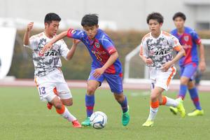 高円宮杯 JFA U-18 サッカープレミアリーグ2018 EAST開幕戦