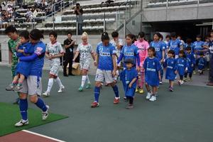 スフィーダ世田谷FC × 静岡産業大学磐田ボニータ
