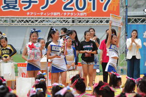届け!応援する気持ち!!~TOKYOスポーツチャレンジ~  夏チア2018 ※台風の影響により味スタ開催は中止となりました