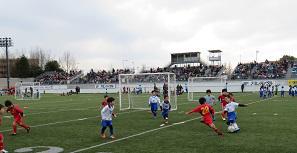 第13回東京都キッズ(U-6)サッカー大会inアミノバイタルフィールド