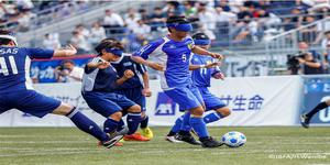 第18回 アクサ ブレイブカップ ブラインドサッカー日本選手権  FINALラウンド