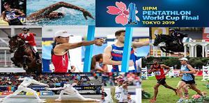 UIPM 2019 近代五種ワールドカップファイナル東京大会