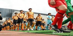 第68回 全日本大学サッカー選手権  準々決勝