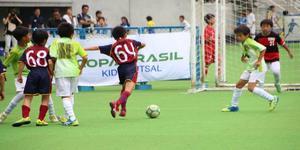 TOKYOスポーツチャレンジ 第20回 コパブラジル キッズフットサル【開催中止】