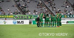 東京ヴェルディ×栃木SC