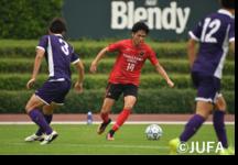 「アミノバイタル®︎」カップ2020 第9回関東大学サッカートーナメント大会 決勝戦