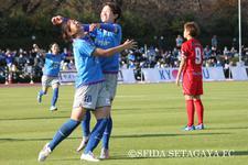 スフィーダ世田谷FC × コノミヤ・スペランツァ大阪高槻
