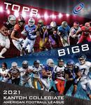 関東大学アメリカンフットボールリーグ2021
